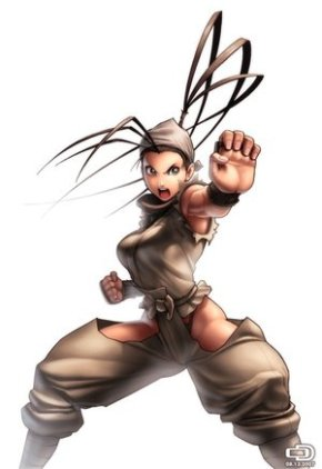 Ibuki from Street Fighter